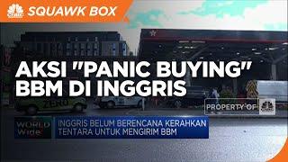 """""""Panic Buying"""" BBM di Inggris"""