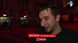 AUF DEM ROTEN STUHL | ORF-Beitrag über die Bühnen-Premiere