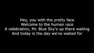Weezer Mr Blue Sky Lyrics