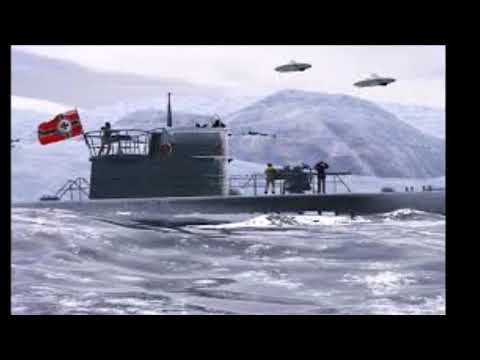 CIA documents states UFO's seen hovering above military bases at Antarctica 100