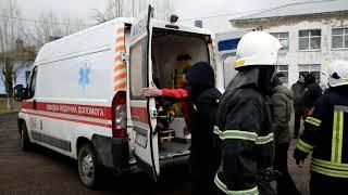 Миколаївська область: рятувальники деблокували з-під бетонної плити чоловіка в с. Іванівка