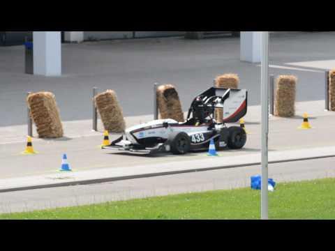 flüela driverless - fully autonomous @ ZF Racecamp