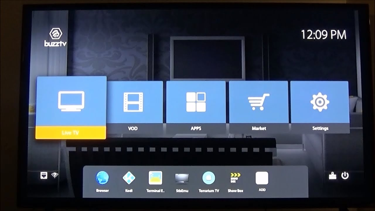 BuzzTV XPL3000 Review Android 6 0 IPTV Set-Top Streaming Box STB