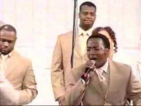 Professor Wilbur Belton and LADWEC - God Has The Power
