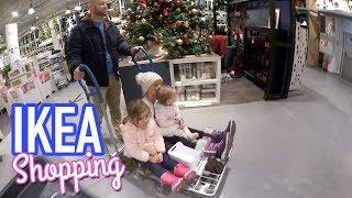 IKEA Shopping + Mini HAUL | Weihnachten mit Familie DIAMANTA