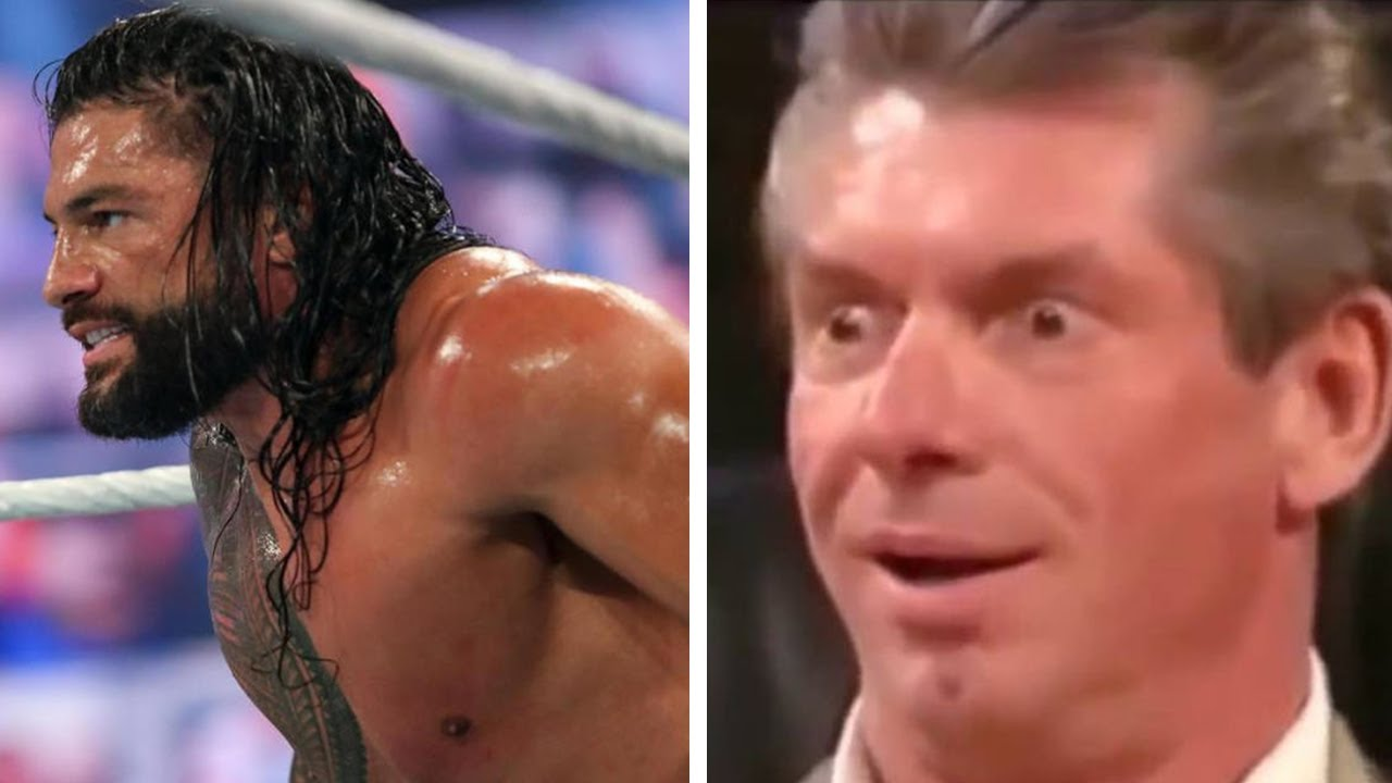 WWE Pulls Roman Reigns From HIAC...Vince McMahon Loves Superstar...WWE vs AEW...Wrestling News