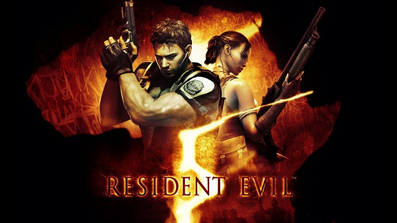 RESIDENT EVIL 5 MOD 2018 ANDROID APK+DATA DOWNLOAD