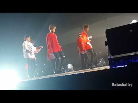 170429 BTS WINGS TOUR In JAKARTA Experience HD [Highlights + Funny Moments]