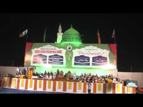 Kon Hai Gazi E Millat Syed Hashmi Miya Ashrafi ul Jilani (Must watch and Share) (Rno.18)
