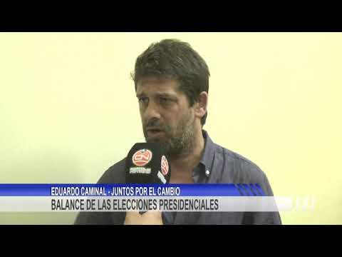 Eduardo Caminal destacó la elección realizada por Juntos por el Cambio Entre Ríos