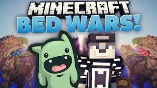 ALLE GEGEN UNS! Minecraft BEDWARS - Minecraft PvP | ungespielt