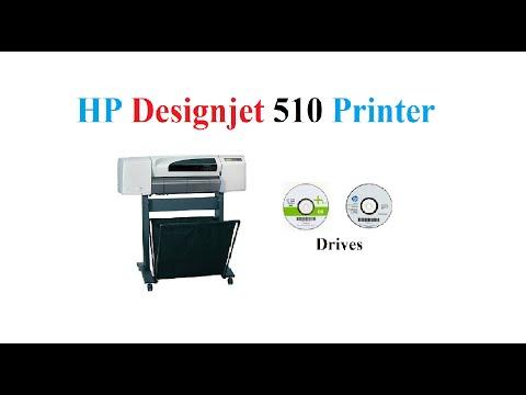HP Designjet 510   Driver