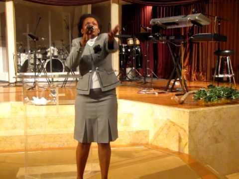 Jane muthoni- Ni guguthaitha Mwathani.
