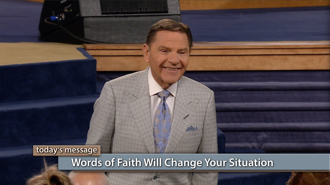Download Words of Faith Will Change Your Situation