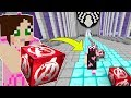 Minecraft: THE AVENGERS LUCKY BLOCK RACE - Lucky Block Mod - Modded Mini-Game