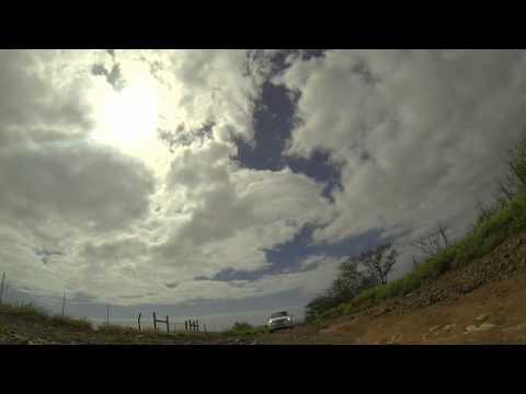Überfahrt Chevrolet Captiva / Kamakou Nature Prese