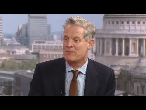 View from the Top -- An interview with Spencer Dale: BP Chief Economist