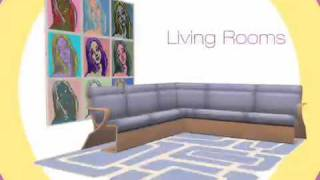 The Sims™ 2 Glamour Life Stuff (Mac) - Video of trailer | Aspyr Media