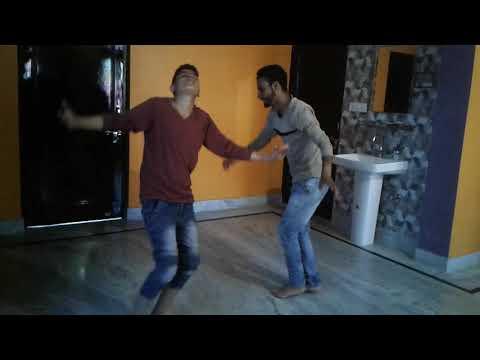 Bhushan and Pershotam gaddiyali nati dance