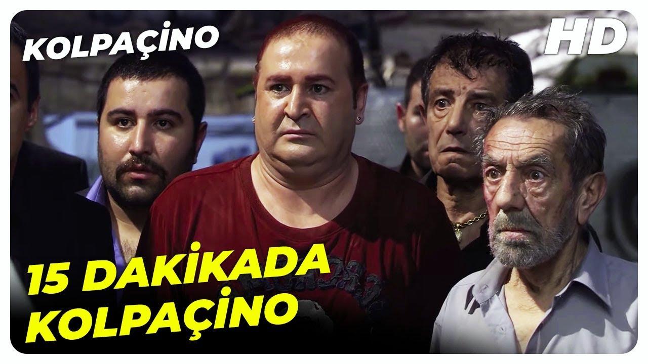 15 Dakikada Kolpaçino | Şafak Sezer Türk Komedi Filmi