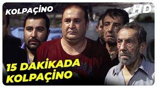 15 Dakikada Kolpaçino  Şafak Sezer Türk Komedi Filmi