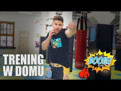 TRENING W DOMU | SZTUKI WALKI #muaythai #kickboxing #mma