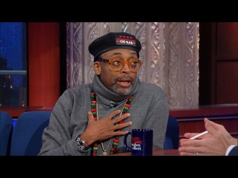 "Spike Lee Talks ""Chi-Raq,"" Gun Control And More"