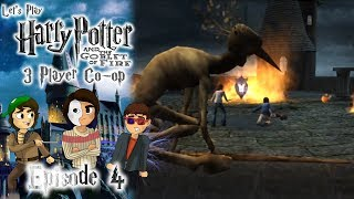 Infestation | Part 4 | Let's Play Harry Potter and the Goblet of Fire (Co-op)