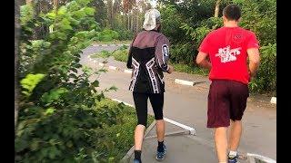 Последняя пробежка с другом