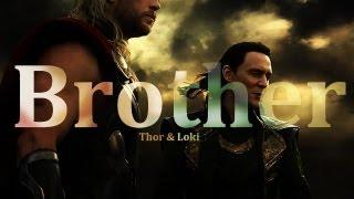 thor loki brother