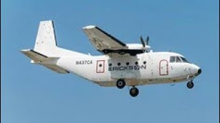 2485. N437CA - CASA C-212 Aviocar