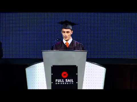 40 film puns sean schools graduation speech full sail university