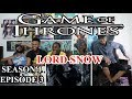 """Game of Thrones   Season 1 Episode 3 Reaction/Review """"Lord Snow"""""""