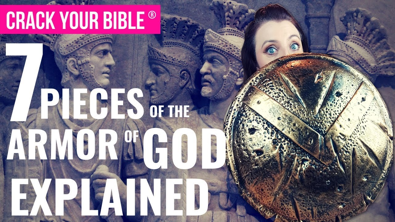 7 Pieces of the Armor of God Explained (How to use ...