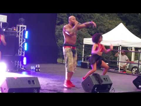 Flo Rida Live My House SFNE 8/30/15