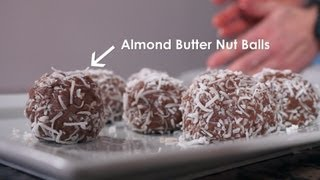 Easy Eating: Almond Butter Nut Balls