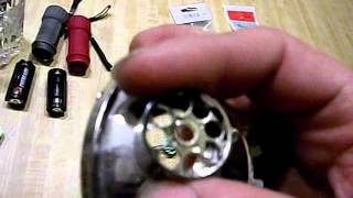 LED Bicycle Headlight Conversion