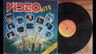 Vídeo Hits - Coletânea Pop Internacional - (Vinil Completo - 1983) - Baú Musical