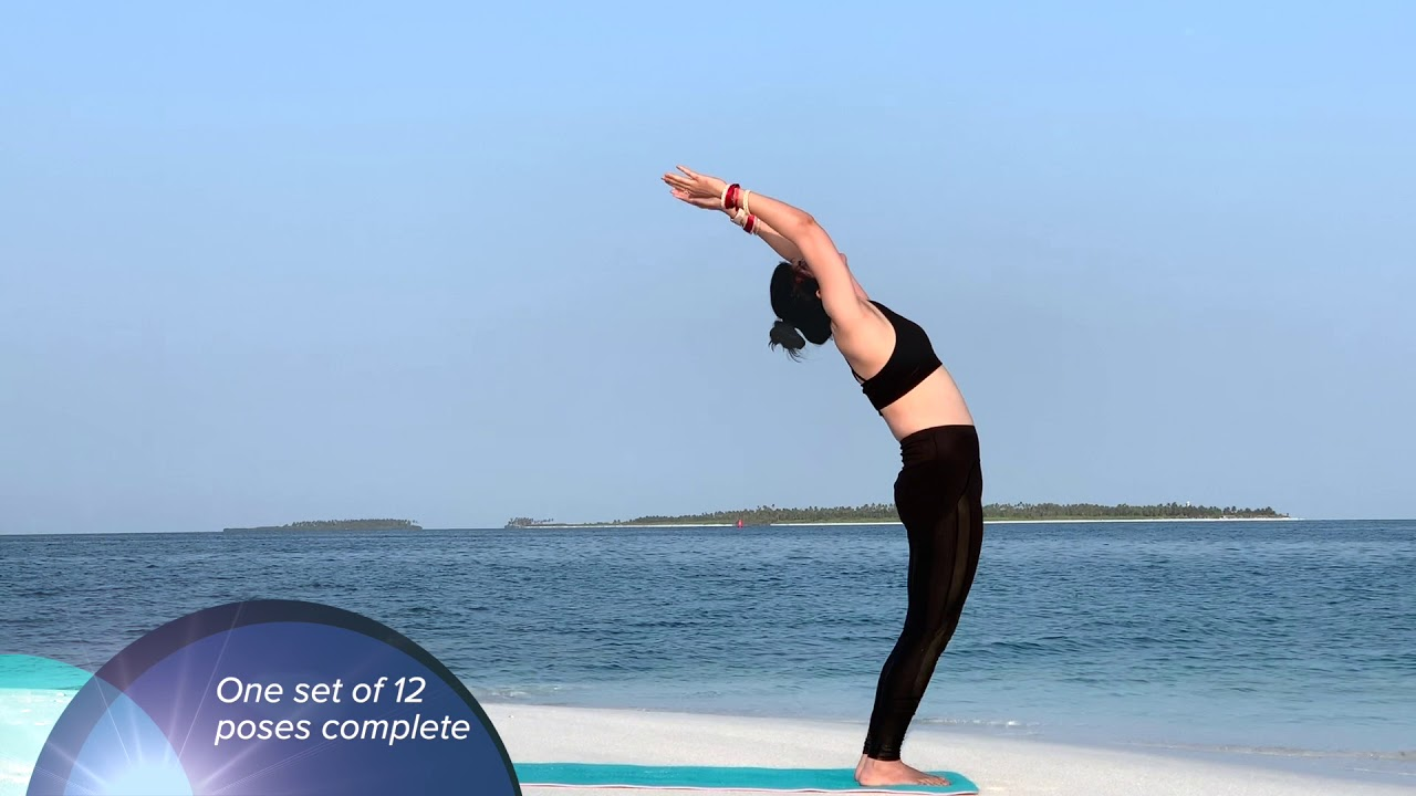 Surya Namaskar – The complete body workout and much more