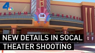 Suspect's Friends Didn't Warn Security About Gun Before Movie Theater Shooting