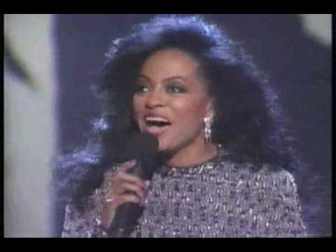 Diana Ross - THE FORCE BEHIND THE POWER (Live)