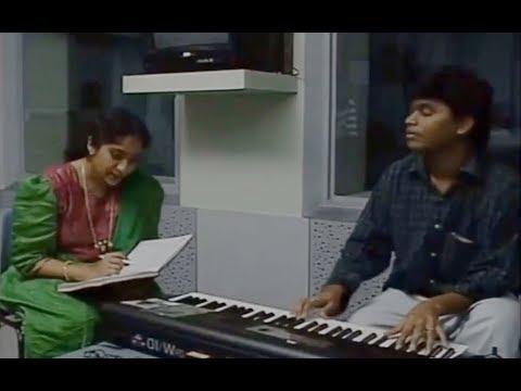 Making of Netru Illadha Matram Song | Pudhiya Mugam | A R Rahman | H Sridhar | Sujatha Mohan
