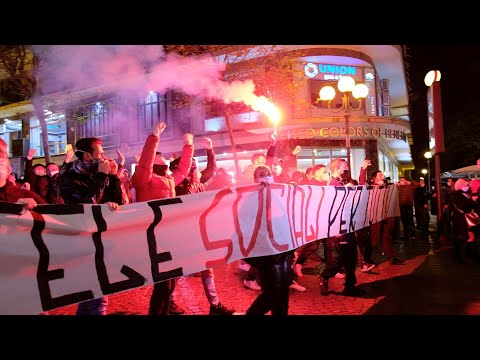 Napoli, terzo giorno di proteste contro il dpcm