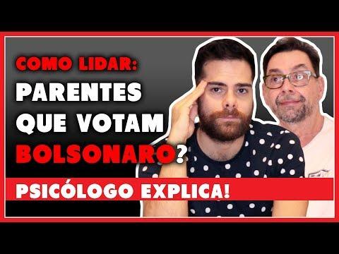 Como lidar com PARENTES que votam BOLSONARO? Psicólogo explica - Põe Na Roda