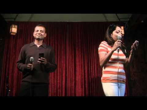 Rishi Seema - Dil Hai Ke Manta Nahin @ Saratoga Village Karaoke