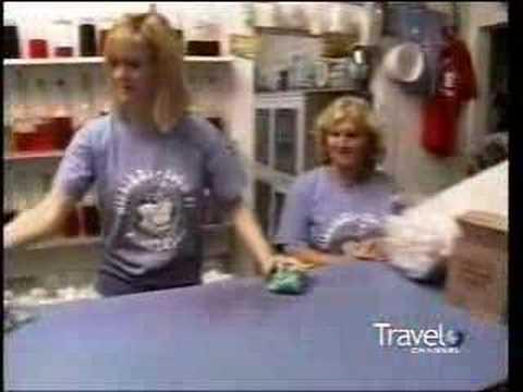 Cheryl Dent Hosting Reel