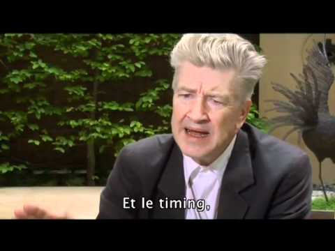 David Lynch parle de Jacques Tati