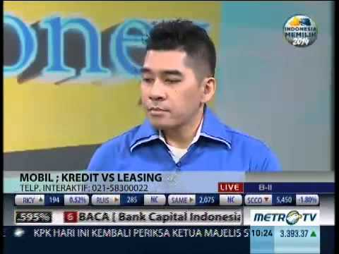 Aidil Akbar Madjid - Kredit Mobill: Leasing vs Bank - MetroTV