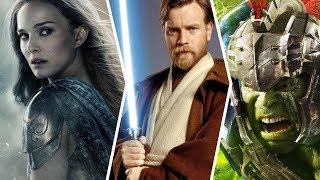 Thor 4, Czarna Pantera 2 i Obi Wan Kenobi czyli FILMOWE NEWSY