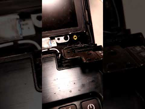 Acer Aspire E5 Hinge set replacement--Part 5 Broken Base